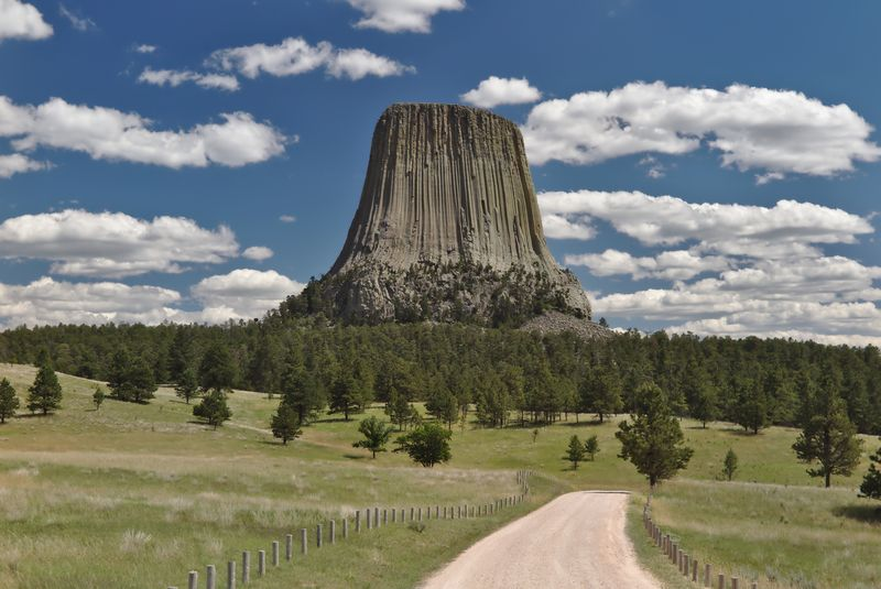 Black Hills NF (Devils Tower NM)