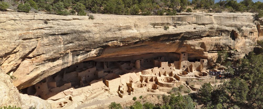 San Juan NF (Canyons of the Ancients NM, Hovenweep NM, Mesa Verde NP)