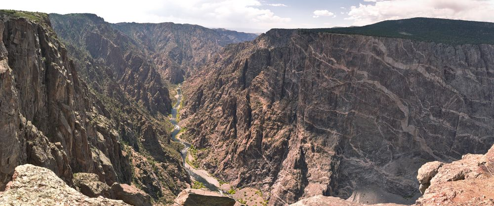 Black Canyon of the Gunnison NP, Curecanti NRA