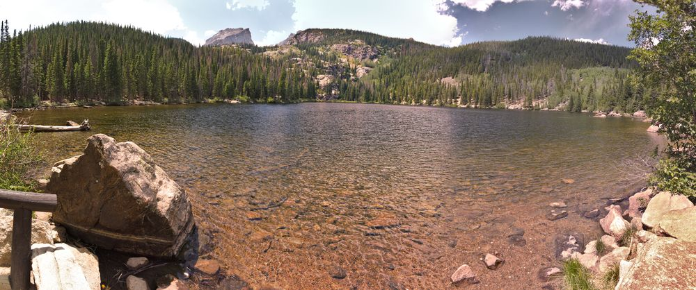 Boyd Lake SP (Rocky Mountain NP)
