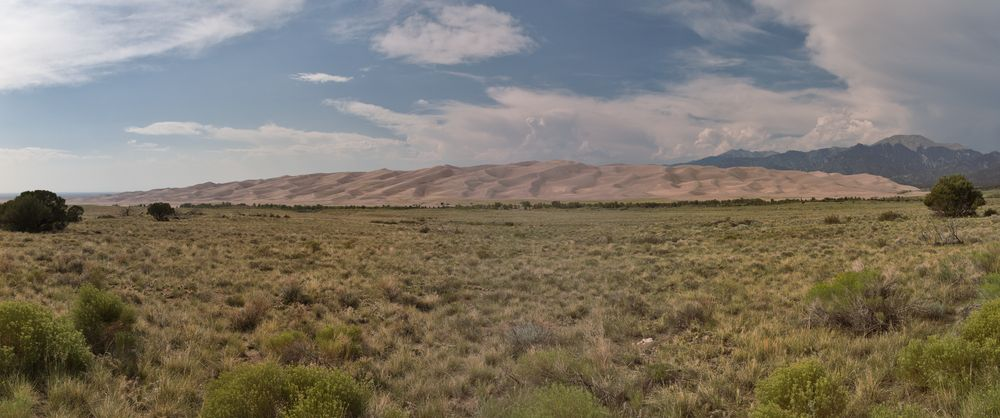 Sacred White Shell Mountain (Great Sand Dunes NP)