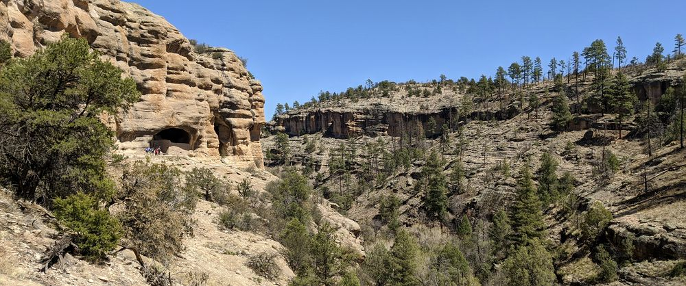 Gila NF (Gila Cliff Dwellings NM)